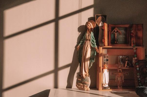 Babs Gons: 'Ik ben een beetje verliefd geworden op Maria'