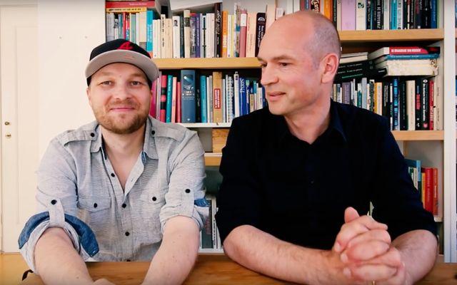 Gert-Jan Segers ontmoet Arjen Lubach