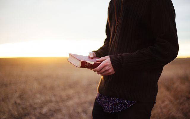 De Droominee presenteert: de Bijbel in 6 minuten