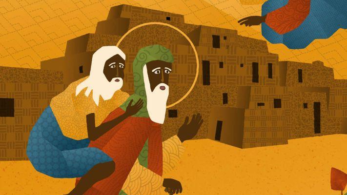 Hoe we allemaal vreemdelingen kunnen worden, zoals woestijnvader Agathoon