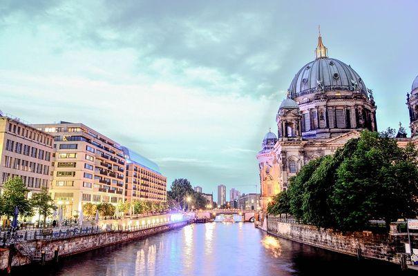 Noud ziet in Berlijn hoe dode aarde opnieuw vruchtbaar kan worden