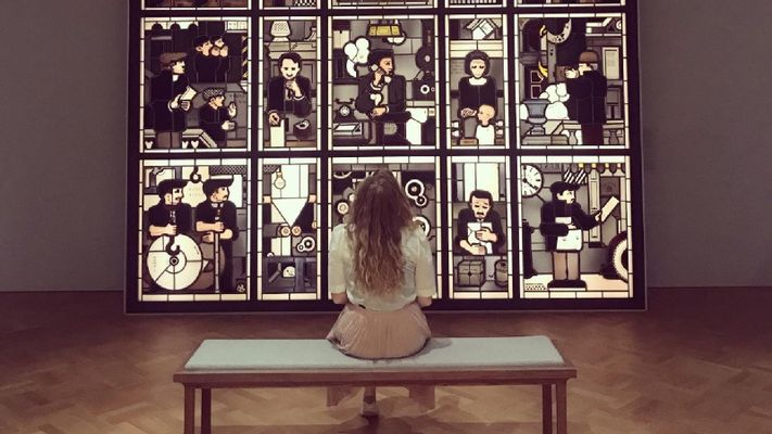 Wat jouw perfecte Instagramfoto voor overeenkomst heeft met een schilderij uit 1627