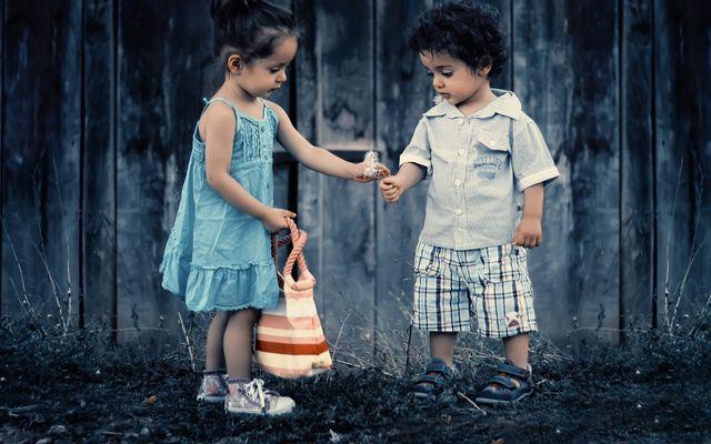 Waarom je kinderen barmhartigheid zou leren? Nou, hierom!