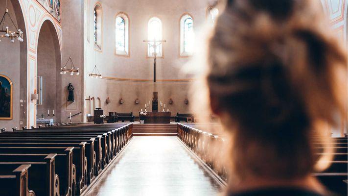 Kopje onder in het mysterie van God