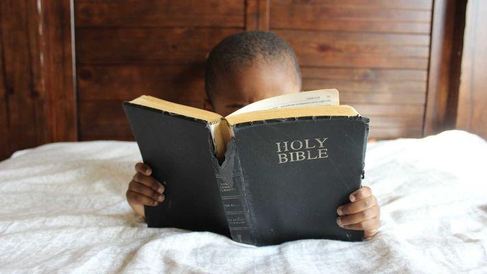 Leuk zo'n nieuwe Bijbel, maar kan het ook zonder die nummertjes?
