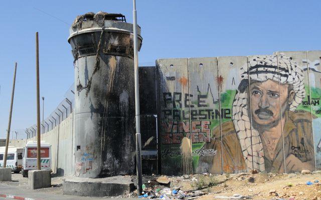Palestijn Ibrahim: 'Wij zijn geen terroristen, maar bezetting vraagt om verzet'