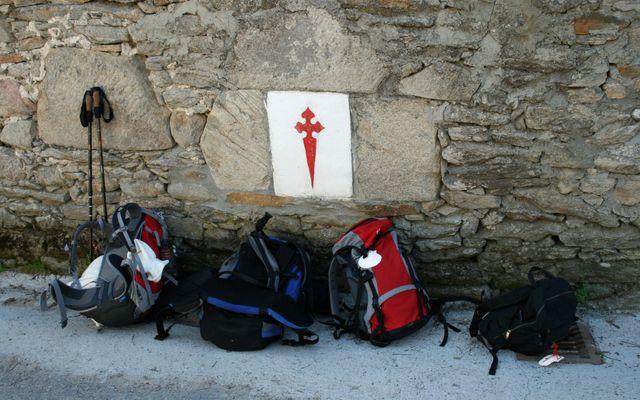 'Ik ontmoet mooie mensen die dienen omdat ze daarvoor kiezen' #Camino