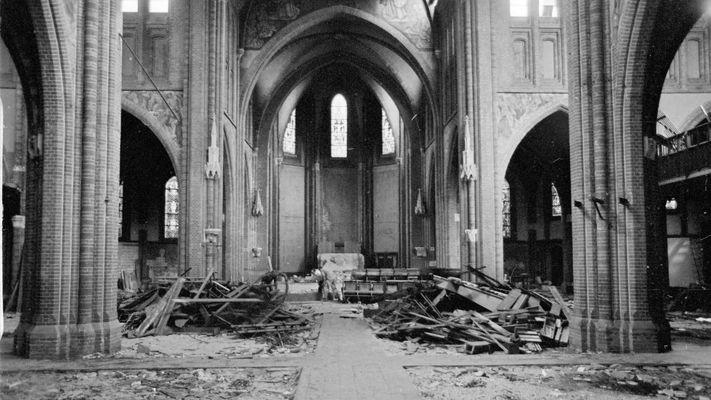 Dag, lief kerkgebouw