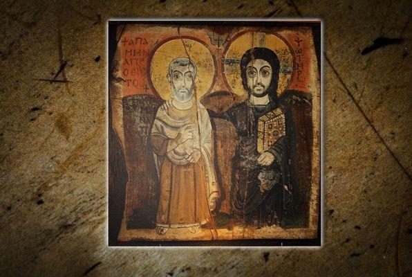 Corjan ontdekt in klein icoon het grote verhaal van God
