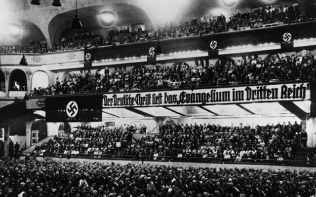 Waarom Hitler meer theologisch personeel had dan je zou verwachten…
