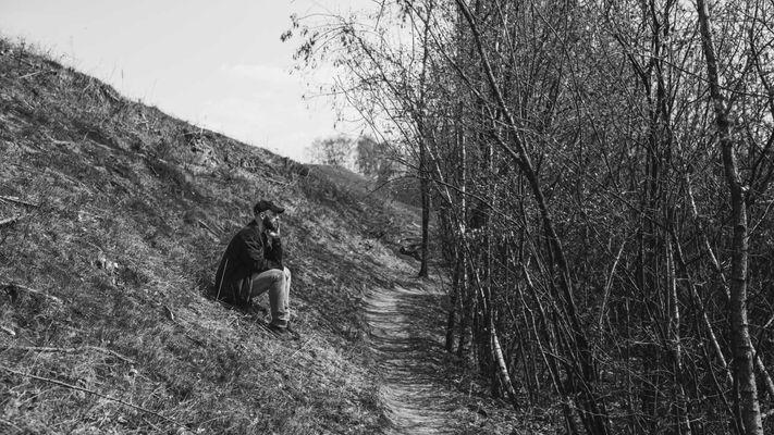 Leer omgaan met je angst door stil te worden