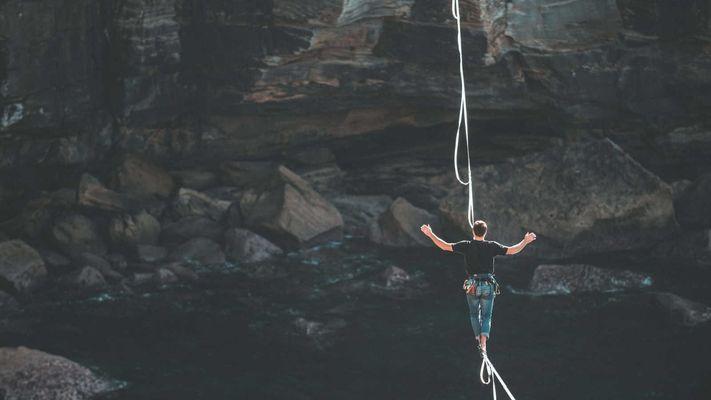 'Ik moest als een volleerd acrobaat door het leven om geen enkele misstap te maken. Want anders…'