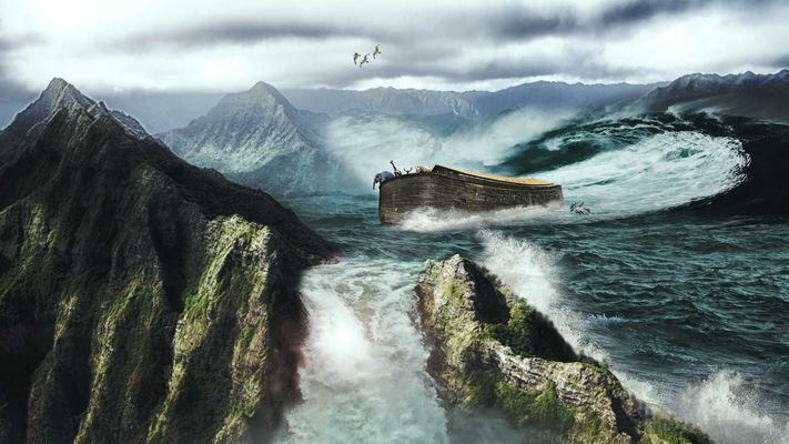 'Het verhaal van de ark van Noach is een oproep om in actie te komen tegen onrecht'