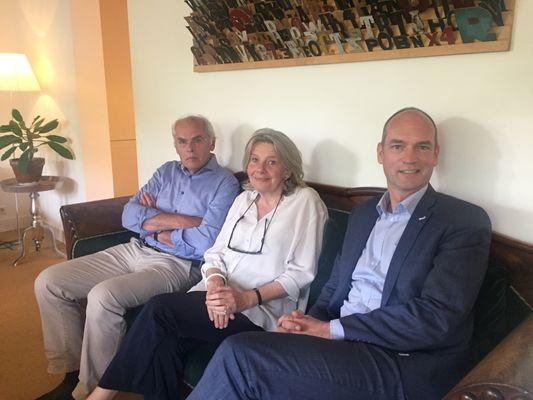 Gert-Jan Segers ontmoet Vonne van der Meer (schrijfster) en Bert Keizer (levenseindekliniek)